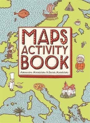 Maps Activity Book (9781783701094)