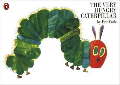 The Very Hungry Caterpillar (9780241017982)