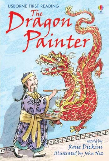 The Dragon Painter (9780746070505)