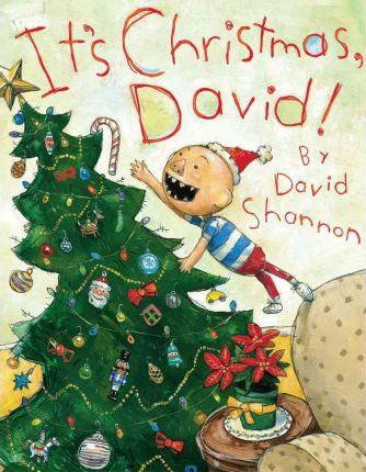 It's Christmas, David! (9780545143110)