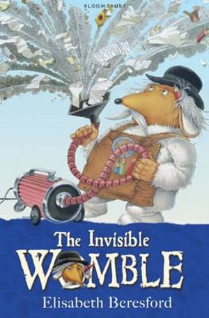 The Invisible Womble (9781408808344)