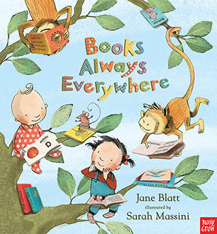Books Always Everywhere (9780857630896)