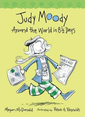 Judy Moody 7: Around the World in 8 1/2 Days (9781406301854)