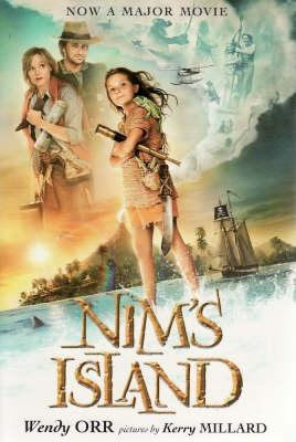 Nim's Island (Film cover) (9781741754735)