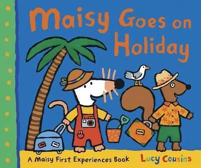 Maisy Goes On Holiday (9781406329513)