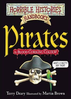 Horrible Histories Pirates Handbook (9780439955782)