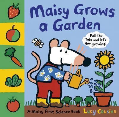 Maisy Grows a Garden (9781406340860)