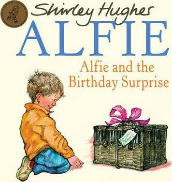 Alfie and the Birthday Surprise (9781862307872)