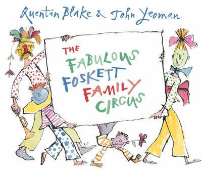 The Fabulous Foskett Family Circus (9781849395649)