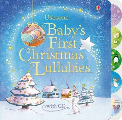 Baby's First Christmas Lullabies (9781409538462)