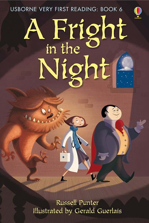 Book 6: A Fright in the Night (9781409531432)
