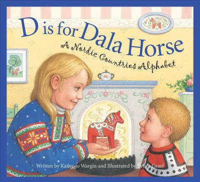 D is for Dala Horse (9781585365104)