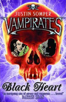 Vampirates: Black Heart (9781416901037)