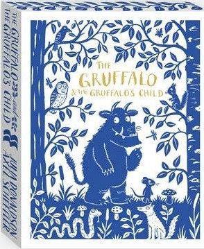 The Gruffalo and the Gruffalo's Child Gift Slipcase ( 9781447270058)