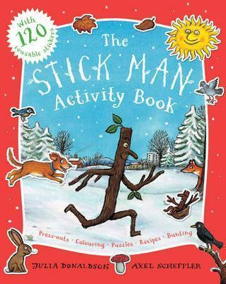 The Stick Man Activity Book (9781407132686)