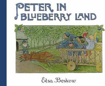 Peter in Blueberry Land (9780863150500)