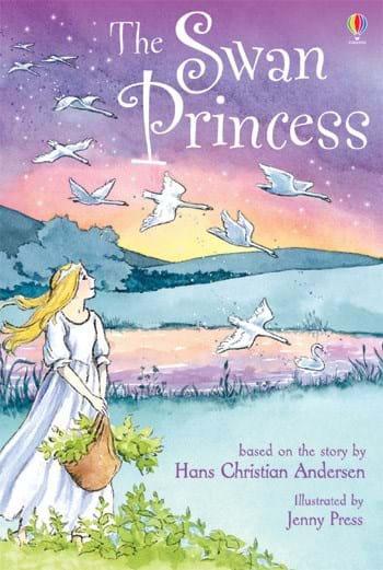 The Swan Princess (9780746067772)