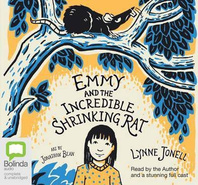 Emmy And The Incredible Shrinking Rat (CD-Audio) (9781742674148)