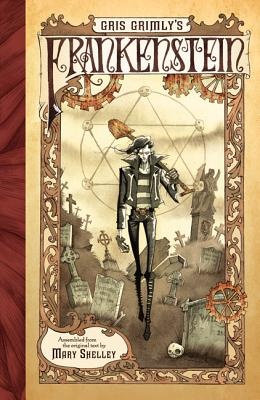 Gris Grimly's Frankenstein (9780061862977)