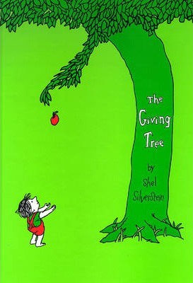 The Giving Tree (9780060256654)