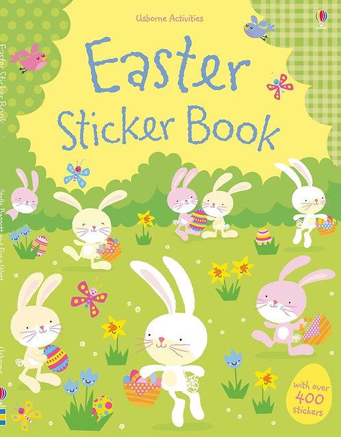 Easter Sticker Book (9781409509943)