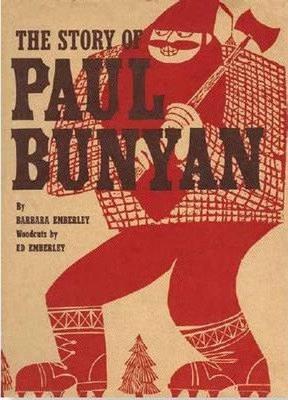 The Story of Paul Bunyan (9781623260620)