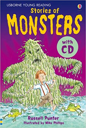 Stories of Monsters (with CD) (9780746088999)