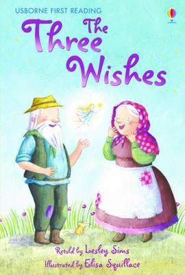 The Three Wishes (9780746096697)
