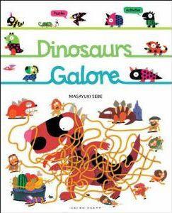 Dinosaurs Galore (9781877467561)