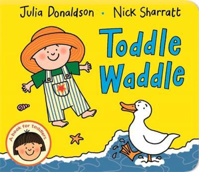 Toddle Waddle (9781447287926)
