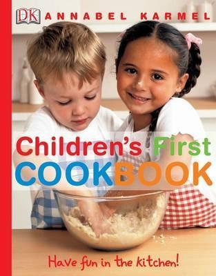 Children's First Cookbook (9781405308434)