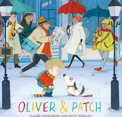 Oliver and Patch (9780857079541)
