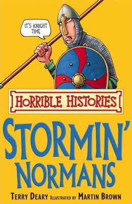 Horrible Histories: Stormin' Normans (9781407104300)