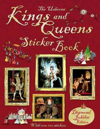 Kings and Queens Sticker Book (9781409539520)