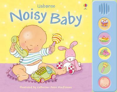 Snuggletime: Noisy Baby (9780746097908)