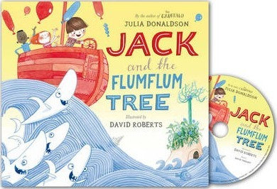 Jack and the Flum Flum Tree with CD (9780230763937)