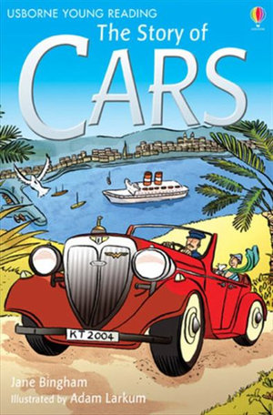 The Story of Cars (9780746080764)