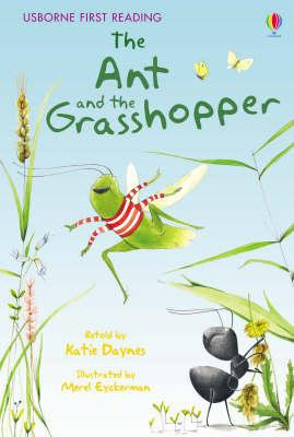 The Ant and the Grasshopper (9780746096536)