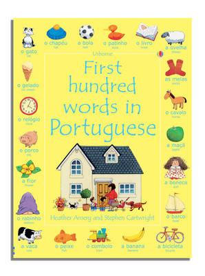 First Hundred Words in Portugese (9780746093672)