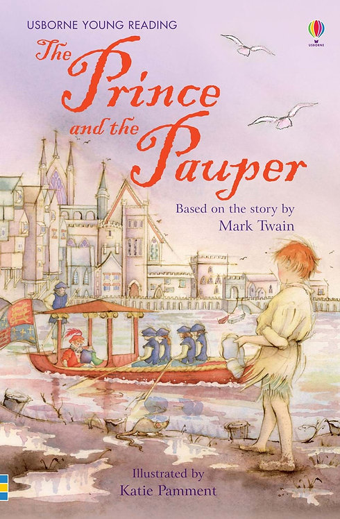 The Prince and the Pauper (9780746084465)