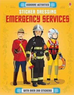 Emergency Services Sticker Dressing (9781409574699)
