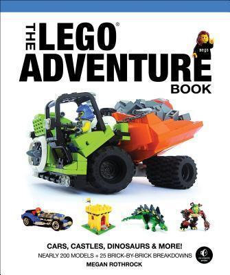 The Lego Adventure Book (9781593274429)