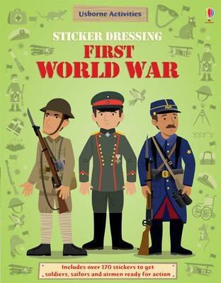 First World War Sticker Dressing (9781409532965)