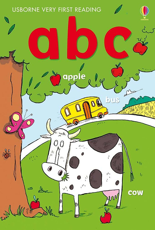 Very First Reading: abc (9781409522409)