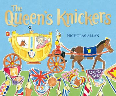 The Queen's Knickers (9780099413141)
