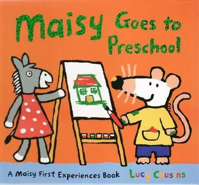 Maisy Goes To Preschool (9781921150869)