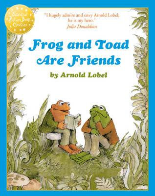 Frog And Toad Are Friends (9780007464388)