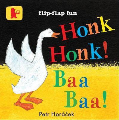 Honk Honk! Baa Ba! (9781406343755)