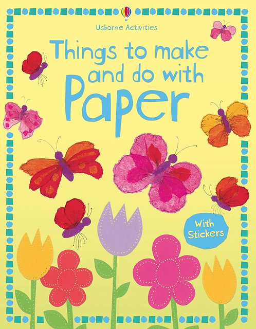 Things to Make and Do with Paper (9781409538943)