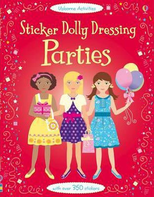 Parties Sticker Dolly Dressing (9781409549802)